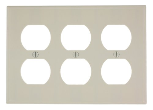 leviton-78030-3-gang-duplex-device-receptacle-wallplate-standard-size-thermoset-device-mount-light-a