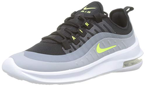 Nike Herren Air Max Axis Sneakers, Mehrfarbig (Black/Volt/Wolf Grey/Anthracite 004), 44.5 EU