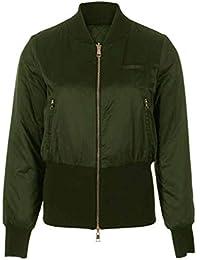 Amazon.it  liu jo - Verde   Giacche e cappotti   Donna  Abbigliamento e2081e47e6f