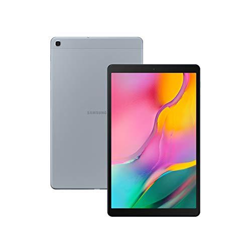 Samsung Galaxy Tab A 10.1-Inch 32 GB Wi-Fi - Silver (UK Version)