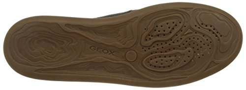 Geox U New Do A, Baskets Montantes Homme Bleu (Navy)