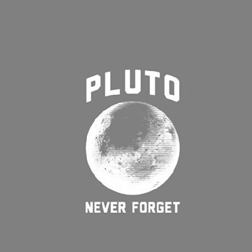 Pluto Never Forget - Stofftasche / Beutel Oliv