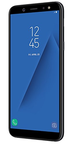 Samsung Galaxy A6 (Black, 32GB) with Offers