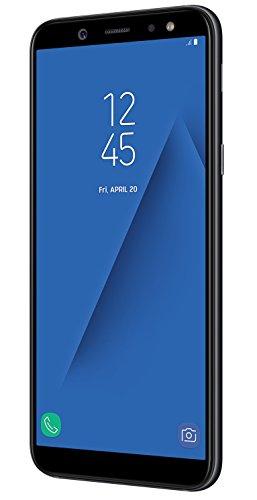 Samsung Galaxy A6 (Black, 32GB) with Offers
