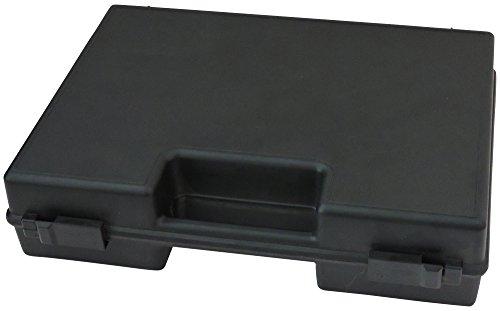 FAMEX 158-L Werkzeugkoffer aus stabilem PP-Kunststoff, leer, 38,5x30x9 cm - 2
