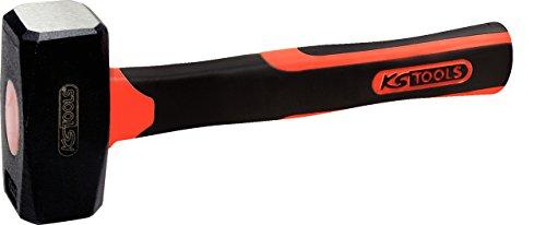 KS Tools 142.5101 Fäustel mit Fiberglasstiel, 1000g