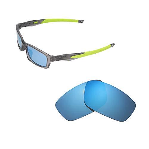 4f3a0cbd60 Walleva Ersatzgläser für Oakley Crosslink 53 (OX8029 Serie) Sonnenbrillen –  Verschiedene Optionen erhältlich