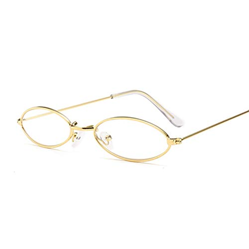 YUHANGH Retro Schwarze Runde Sonnenbrille Für Frauen Männer Kleine Oval Legierung Rahmen Sommer Stil Unisex Sonnenbrille Weibliche Männliche Goggle