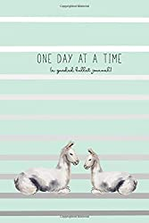 One Day at a Time (in mint/llama): (a guided bullet journal)