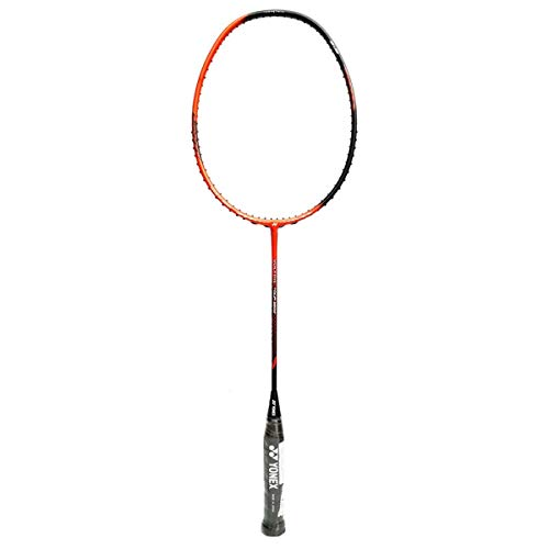 YONEX  Voltic Tour 8800  Unstrung Badminton Racquet   Orange/Black , G4 , 85 92 grams , 28 lbs