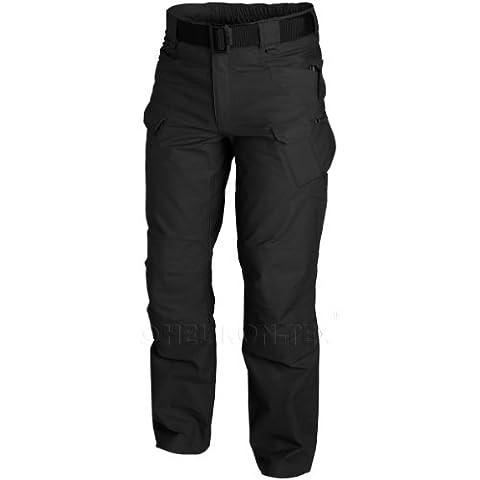 Tex Helikon UTP (Urban Tactical Pantalones (®) pantalones Ripstop–negro, negro, S/Long