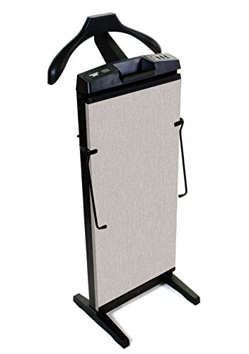 Corby of Windsor 7700 Trouser Press, Satin Chrome
