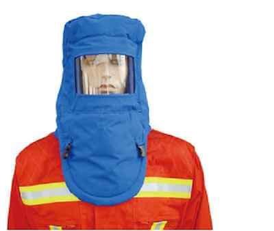 Nitrógeno líquido protector sombrero para el ámbito industrial Spray anti nitrógeno líquido...