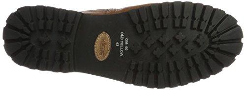 Blackstone Om60, Desert boots homme Marron (Old Yellow)