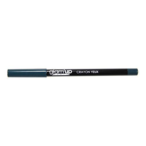Glam'Up - Maquillage Yeux - Crayon Vert - Fabrication Européenne