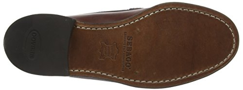 Sebago Classic, Mocassins Homme Brown (Brown Oiled Waxy)