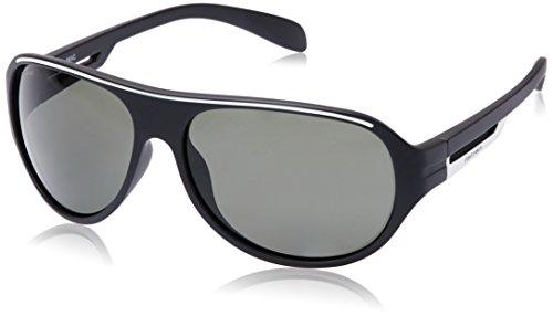 2bece4c197 Buy Fastrack P197GR1 Wrap Men Sunglasses (Green