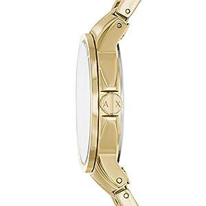 Armani Exchange Reloj Analógico para Mujer de Cuarzo con Correa en Acero Inoxidable AX4346 de Armani Exchange