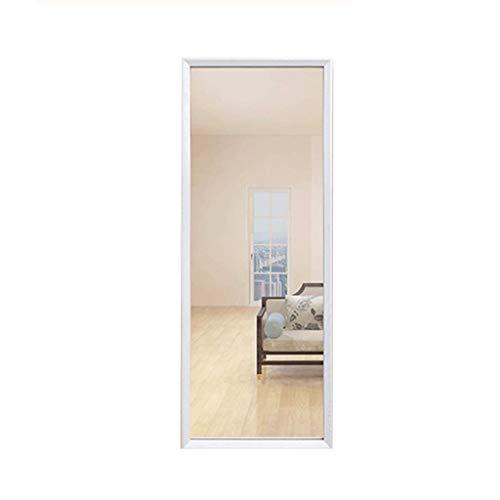 Miroir pied blanc
