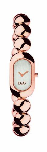 Dolce & Gabbana - DW0229 - Montre Femme - Analogique - Bracelet Acier
