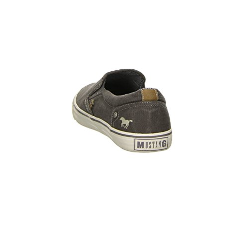 Mustang Herren 4101-401-2 Slipper Grau
