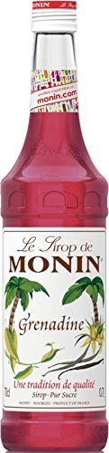 Monin Sirup Grenadine, 1er Pack (1 x 700 ml) -