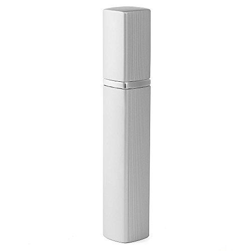 FACILLA® 12 ml Après-rasage Vaporisateur parfum auffüll Bar Métal Bouteille de Voyage Vacances couleur au choix
