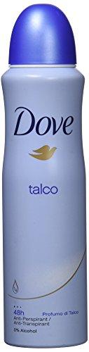 Dove Deodorante Spray Talco - 150 ml