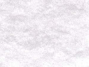 Vilen Thermolam comprimé Polaire cousu - 114 cm-Blanc - 15 m
