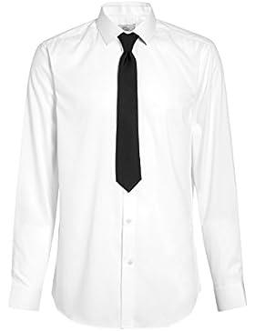 next Hombre Conjunto De Camisa Y Corbata Textura