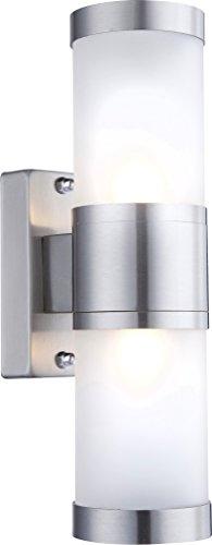 LAMPADA PER AMBIENTI UMIDI PLASTICA, LAMPADINE ESCLUSE: E27 MAX60W Art. 3136-2
