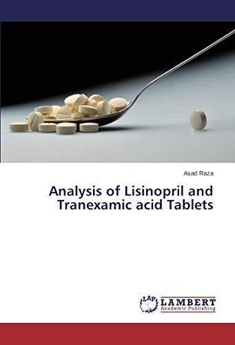 Analysis of Lisinopril and Tranexamic acid Tablets