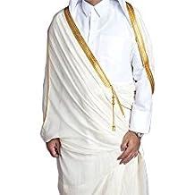 Desert Dress - Bisht Cape Thobe Vetêment Arabe Homme Saoudien Manteau Eid Mishlah Sheikh Royauté Golfe de Dubai Oman Noir Marron Blanc