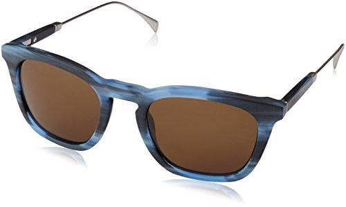 Tommy Hilfiger Unisex-Erwachsene Sonnenbrille TH 1383/S EC, Schwarz (Bluehorn), 51 Preisvergleich