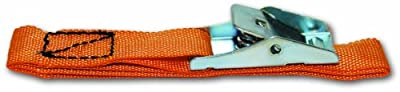 Docks GMAR01 Set of 2 polyester straps with metallic buckle - 17 kg - Width 18 mm - Length 50 cm - cheap UK light shop.