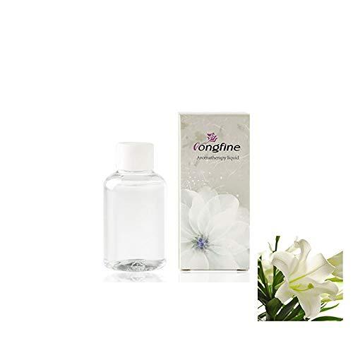 RARVIS 50ml Raumdiffusor Refill Reed Diffuse Parfüm ätherisches Parfüm Home Badezimmer Dekoration Parfüm 7 Düfte -