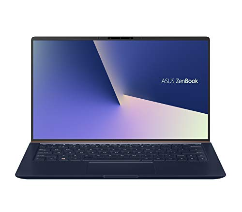 ASUS ZenBook 13 UX333FA-A4118T 13.3-inch FHD Thin and Light Laptop (8th Gen Intel Core i5-8265U/8GB RAM/512GB PCIe SSD/Windows 10/Integrated Graphics/1.19 Kg), Royal Blue Metal