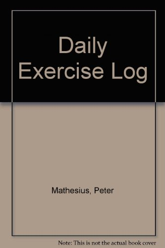 Daily Exercise Log