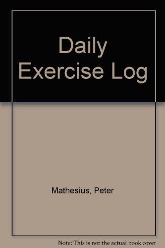 Daily Exercise Log por Peter Mathesius