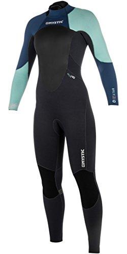 2018 Mystic Women Star 5/4mm Back Zip Wetsuit NAVY 180029 Sizes- - Large