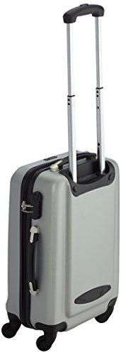 Packenger Boardcase Steel M (40L) in Silber - 2