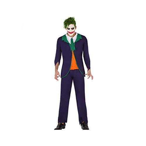 Atosa Costume Joker Clown* - Uomo, L
