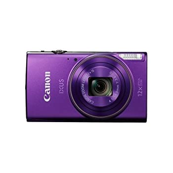 Canon Ixus 285 HS Fotocamera Compatta Digitale, 20.2 Megapixel, Viola