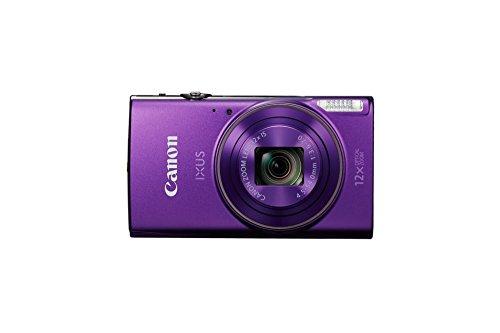 Galleria fotografica Canon Ixus 285 HS Fotocamera Compatta Digitale, 20.2 Megapixel, Viola