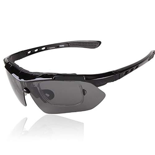 BYTNDERF Sonnenbrillen polarisierte hochwertige Materialien, leichtes, hochauflösendes, hochauflösendes, abnehmbares Objektiv, hochauflösend, abnehmbare Linsenbrillen, geeignet für Reisen, Autofahren