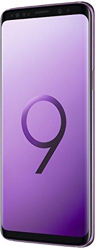 Samsung Galaxy S9 - Smartphone de 5 8   4G LTE  Wi-Fi  Bluetooth 5 0  Octa-core 4 x 2 7 GHz  64 GB de memoria interna  4 GB de RAM  Dual SIM  c  mara