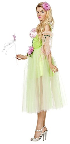 n Feenkleid Blumenelfe Gr.42 (Tinkerbell Kostüme Schuhe)