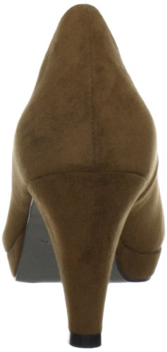 Victoria Delef  12I0810,  Scarpe col tacco donna Marrone (Braun (NUEZ))
