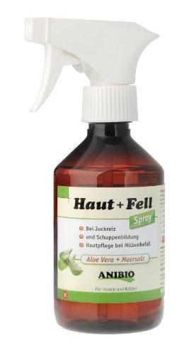 Artikelbild: Anibio 95143 Haut Fell Mineralspray 300 ml Pflegemittel für Hunde und Katzen