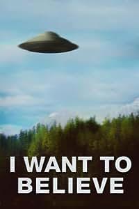 UFO POSTER (61cm x 91,5cm)